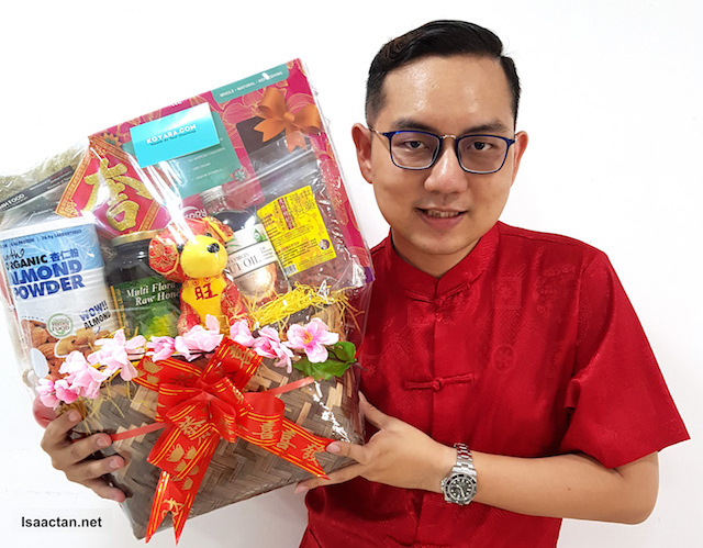 Healthy Koyara Chinese New Year Hampers – Get It Online