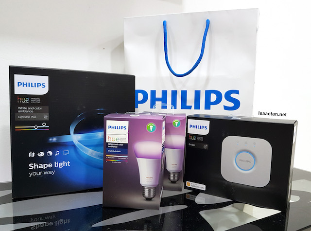 Philips Hue by Philips Lighting – Making Your Home Smarter